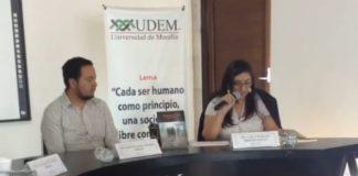 """Presentan en la UDEM, el libro """"Cherán K'eri"""""""