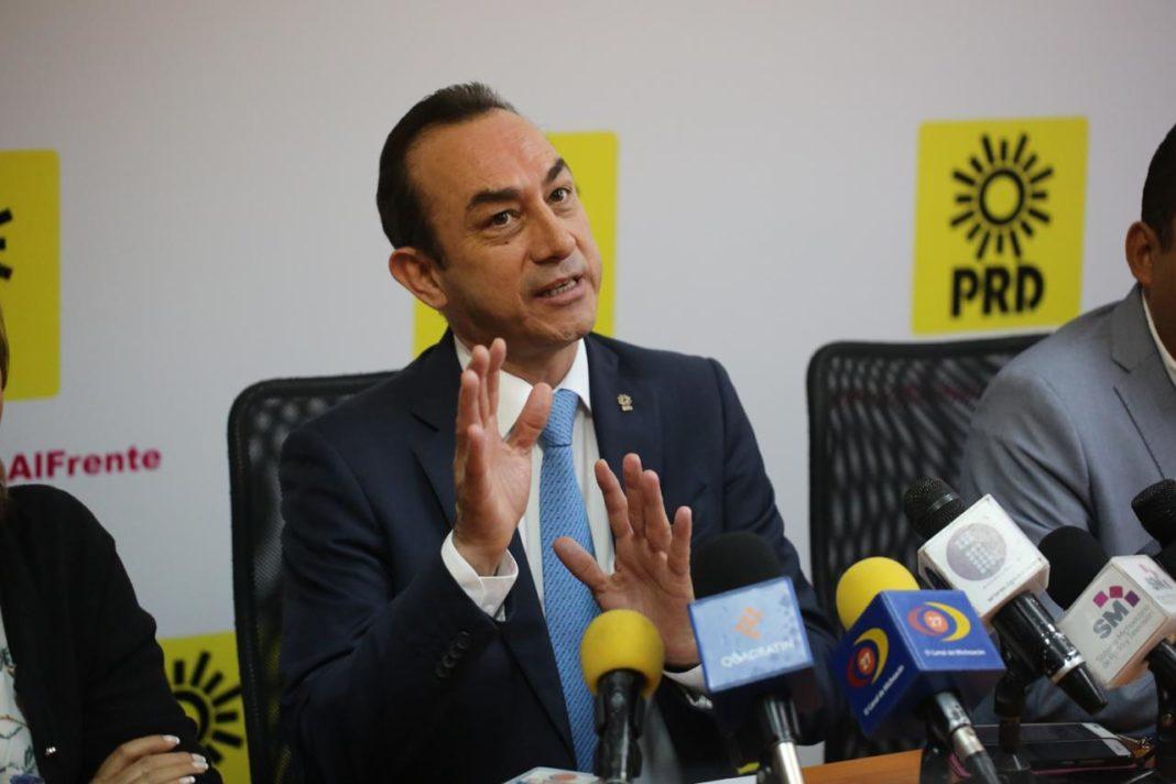 """PRD no aceptará un """"borrón y cuenta nueva"""""""