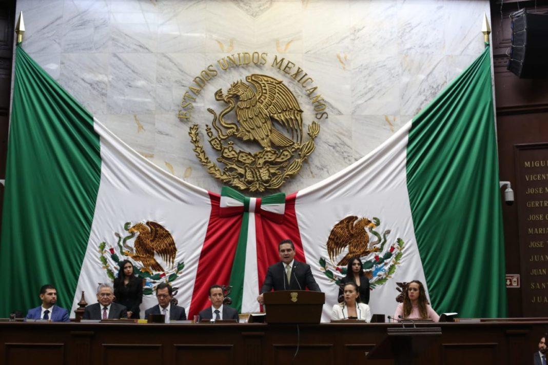 Congreso de Michoacán sería auditado por la federación