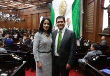 Fracción parlamentaria del PVEM trabajará por el desarrollo de Michoacán