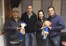 Hijos de Marco Antonio Muñiz, celebran su nominación al Grammy Latino