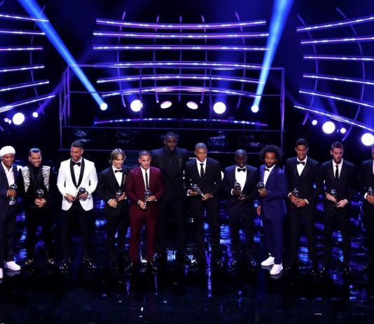 Definidos los ganadores de Premios 'The Best' FIFA