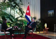 Cuba quiere dialogar con EU