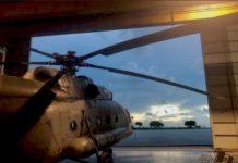 Trasladan ayuda a damnificados en Sinaloa