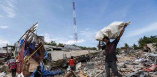 Incrementa el número de muertos en Indonesia tras tsunami