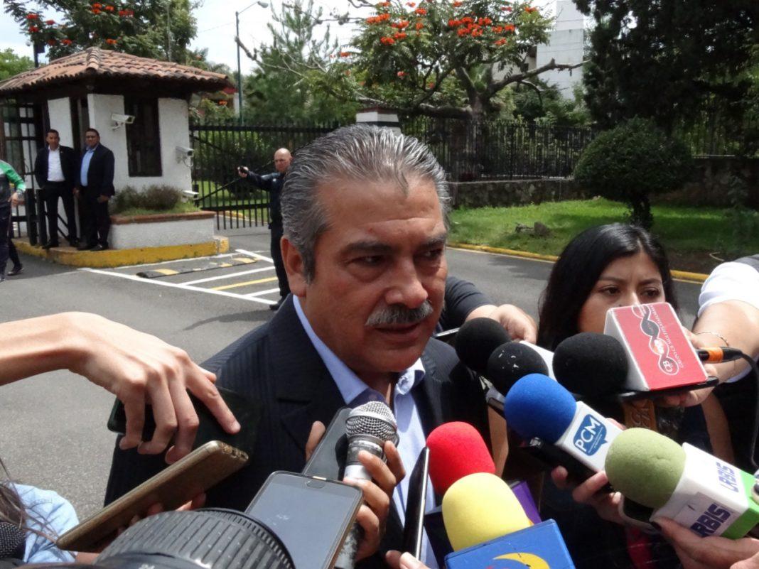 Ha sido un inicio difícil para este gobierno: Raúl Morón