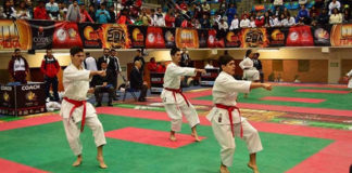 El karate michoacano inicia ciclo deportivo 2018-2019