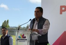 En 95% disminuyeron extorsiones en Michoacán: Silvano