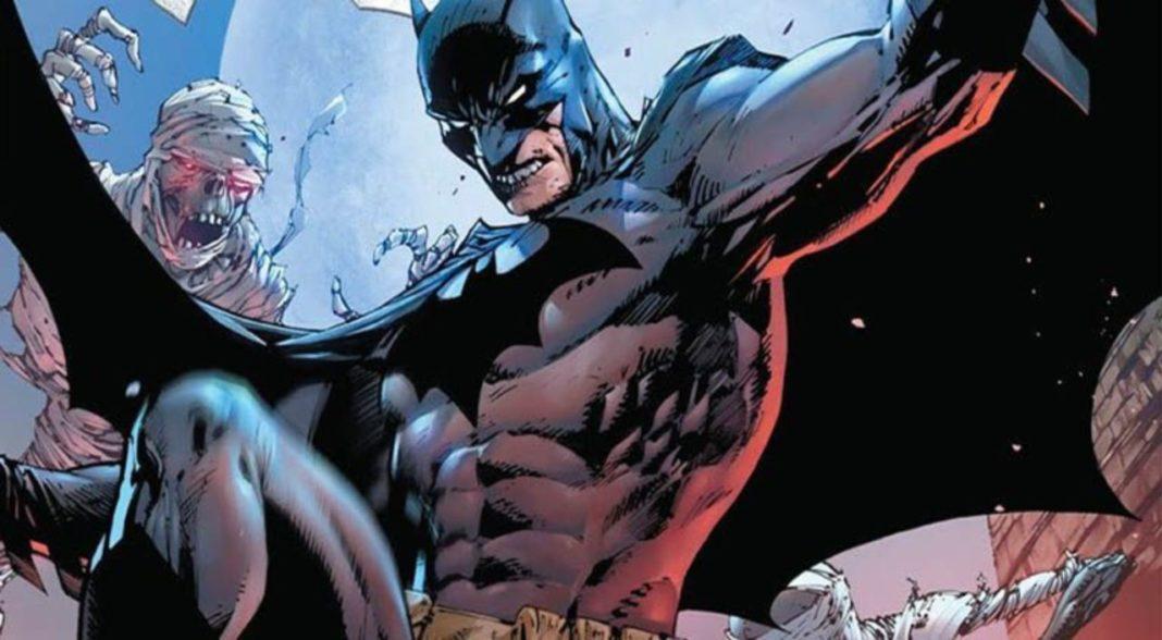 DC Comics prohibió la exhibición de un cómic de Batman
