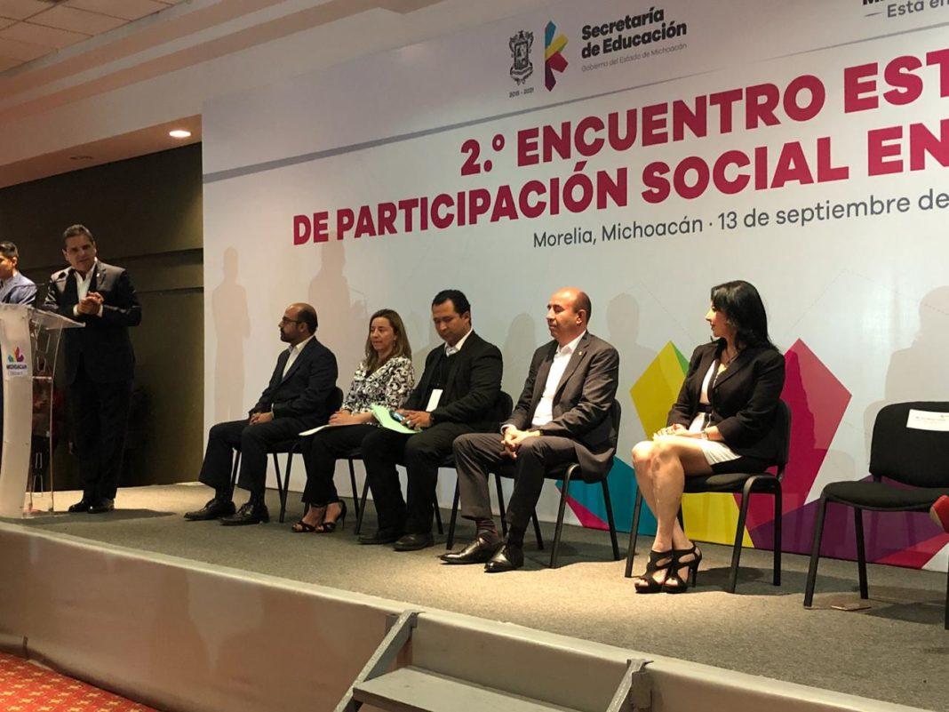 Participación social, fundamental para desarrollo educativo