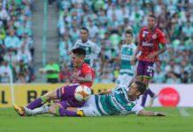 Santos no puede con Veracruz