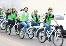 Fortalecerán Ley de Fomento al Uso de la Bicicleta