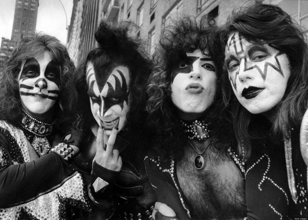 Kiss anuncia fechas de su gira de despedida