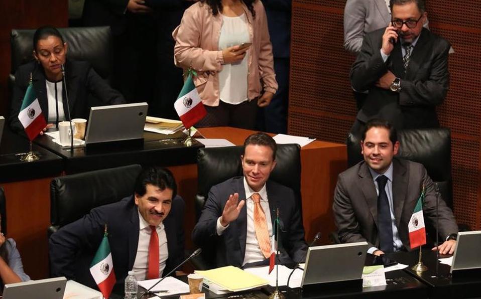 Surge rumor de que Manuel Velasco será nuevo titular de la Semarnat