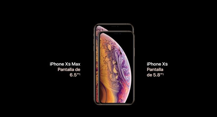 Los iPhone XS y XS Max ya disponibles en preventa