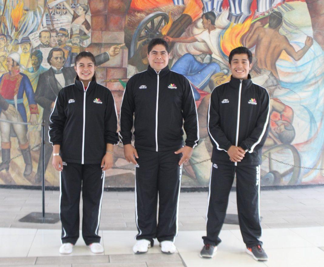 Michoacanos al Campeonato Panamericano de Wu Shu