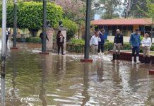 Por lo menos 6 escuelas morelianos afectadas por lluvias