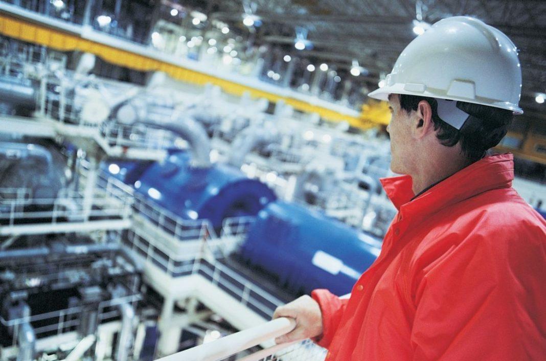 Cae producción industrial al su nivel más bajo