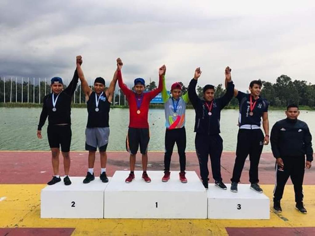 Sergio Camilo por el sueño de remar en Perú 2019
