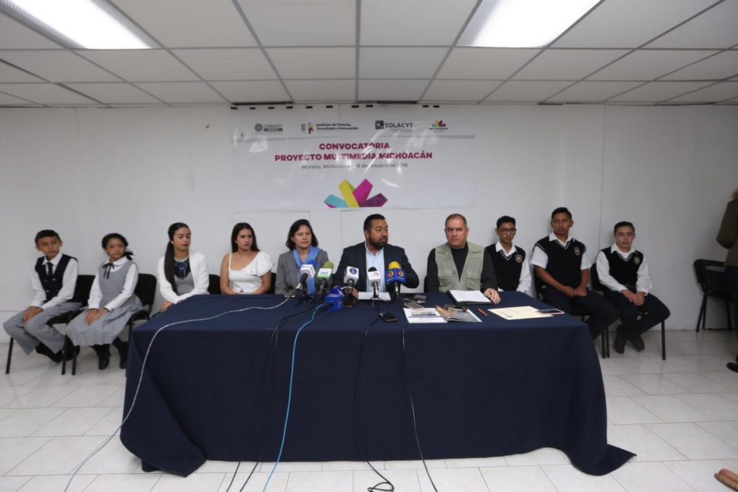 Cuatro michoacanos al extranjero por proyectos científicos