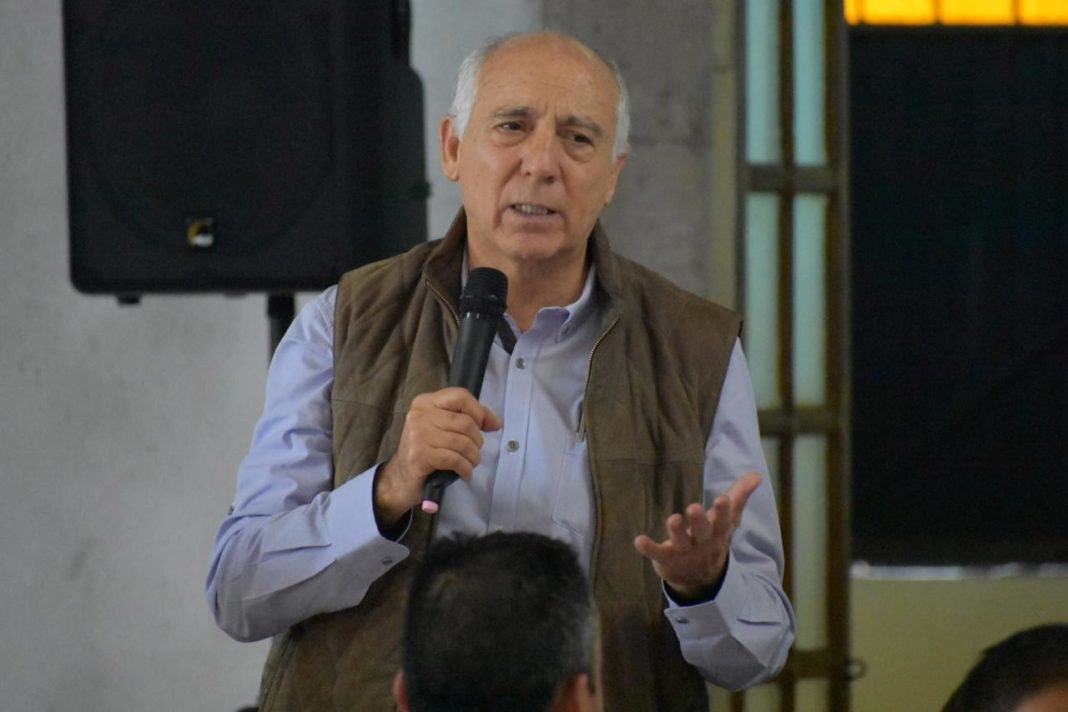 Fortalecerá MC proyecto ciudadano en Michoacán