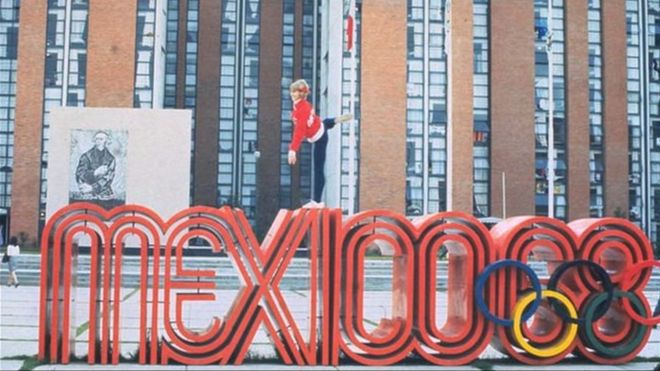 México 68 fue un hito para Klaus Dibiasi