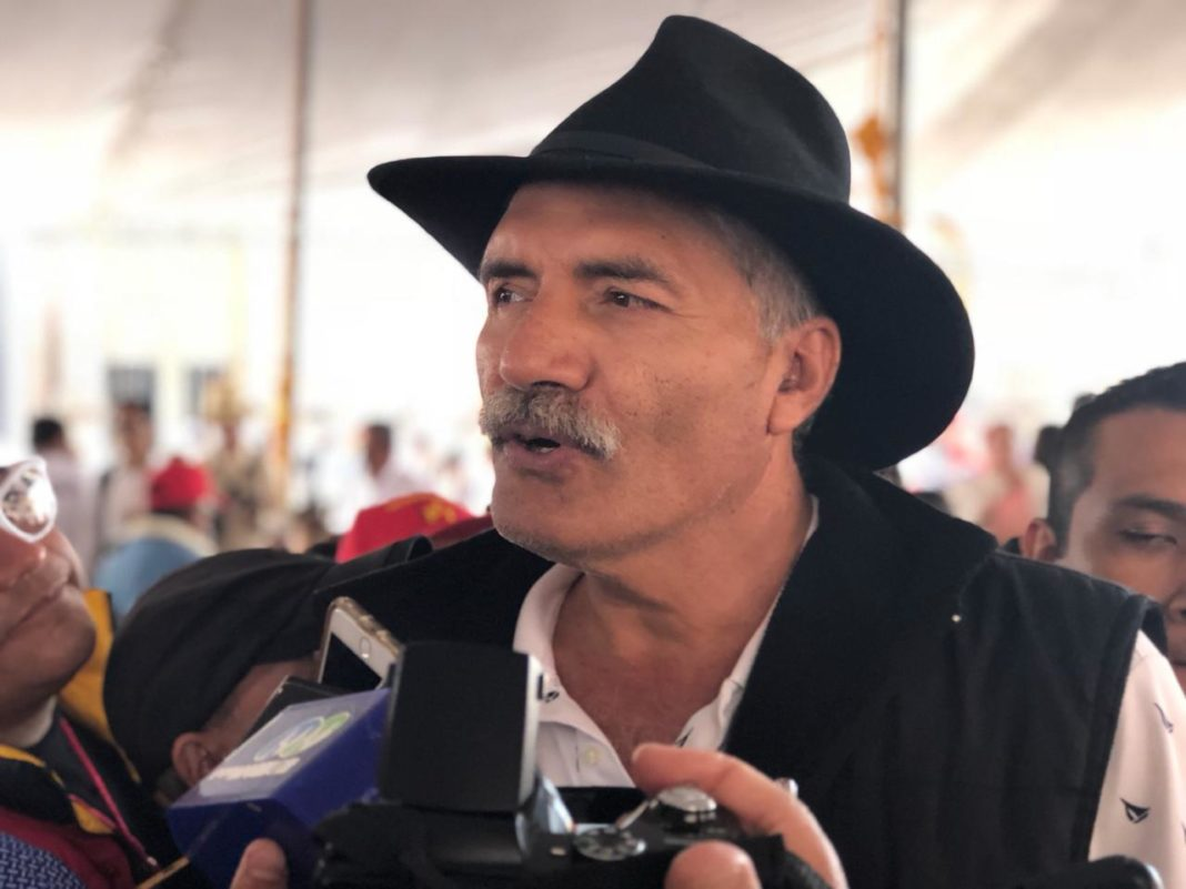 Buscará Mireles gubernatura de Michoacán