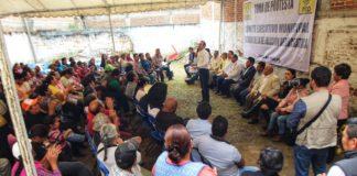 Consolida PRD reestructura de comités municipales