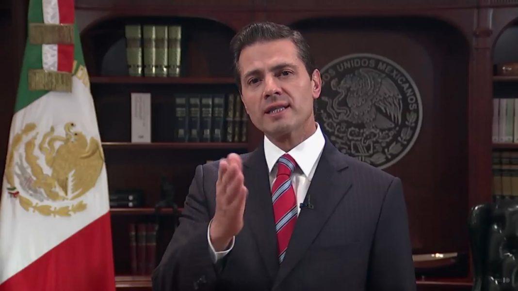 Rechaza EPN acusaciones en su contra