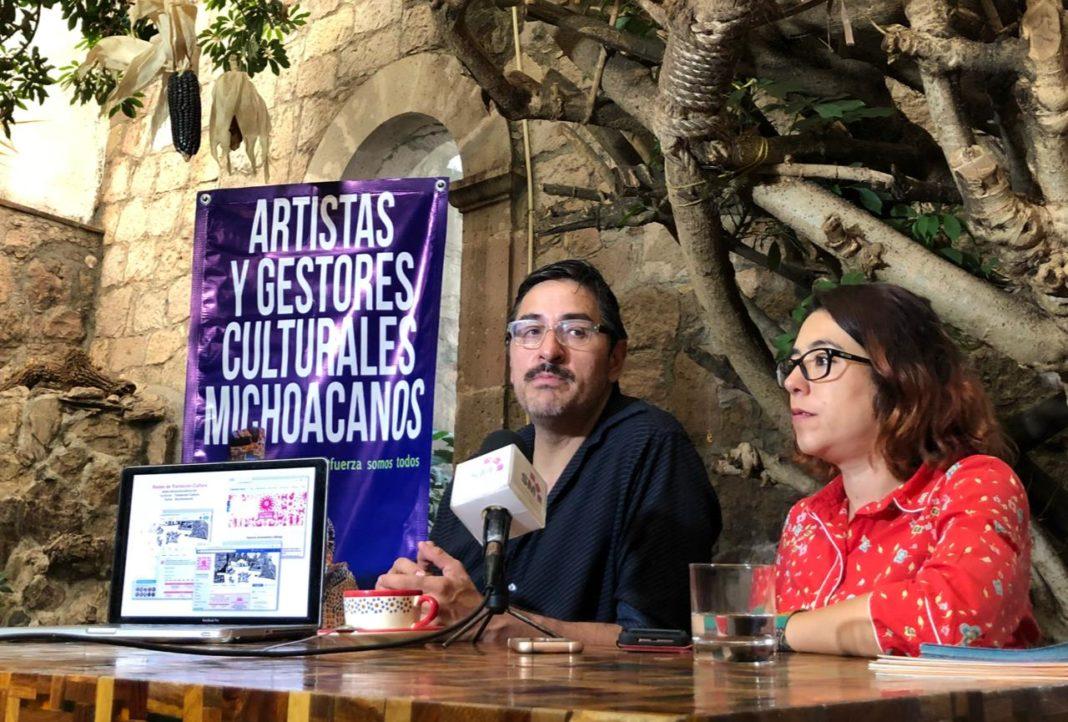 Gestores culturales llevarán a cabo mesa de diálogo con artistas