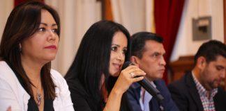 Presentan taller legislativo de Igualdad de Género