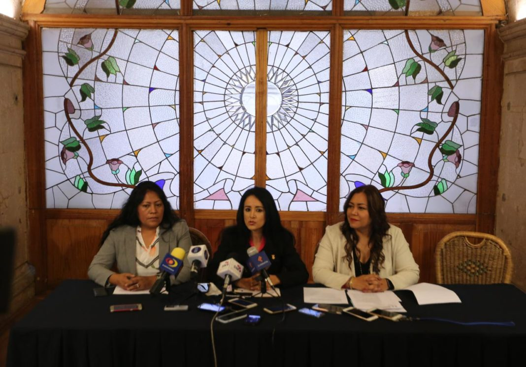 Impulsarán reformar para erradicar violencia de género