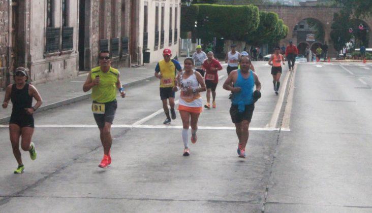 Michoacano se corona en el Medio Maratón Master Morelia 2018