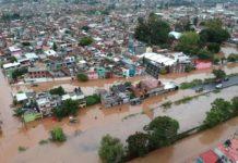 Tras inundaciones en Morelia, en sesión permanente Comité de Emergencias