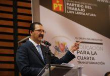 Propone Reginaldo Sandoval creación de nueva Constitución Política
