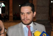 Fortalecerá PRI agenda legislativa en favor de Michoacán: Eduardo Orihuela