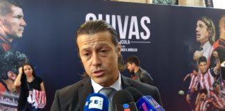 Definitivo divorcio entre Almeida y directiva de Chivas