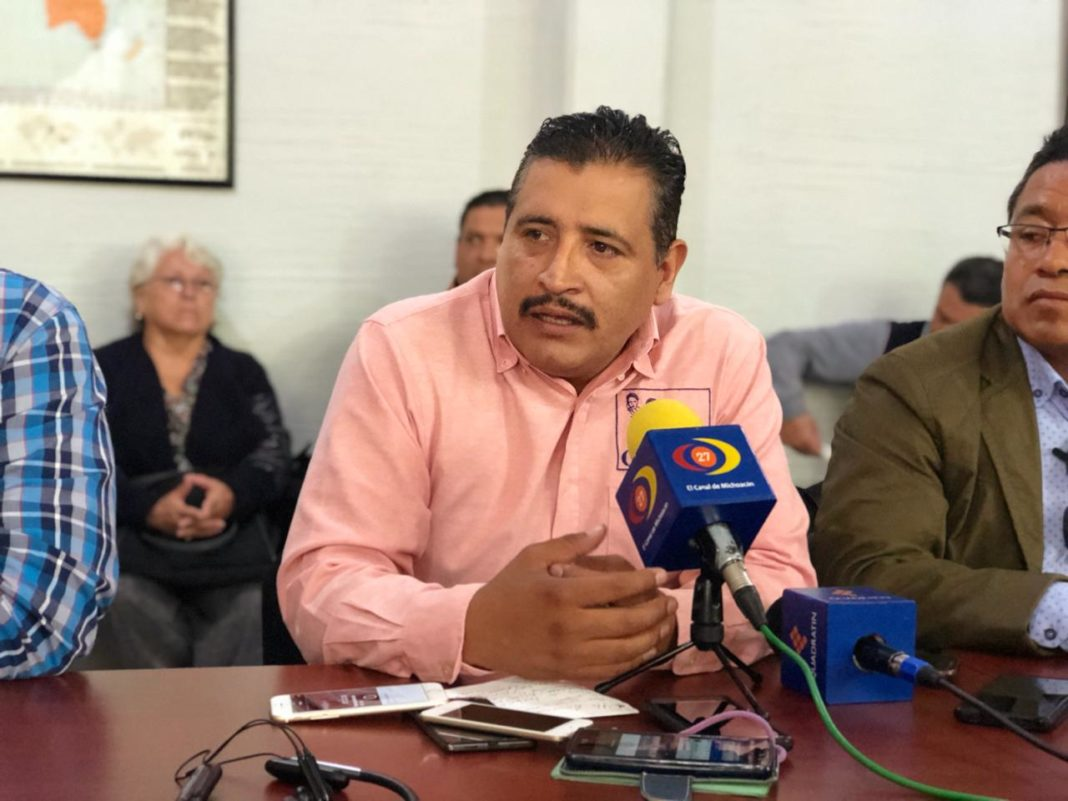 Llama CNTE a magisterio michoacano a no regresar a clases
