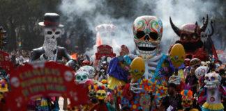 """Michoacán participará en desfile de """"Día de Muertos"""" en CDMX"""
