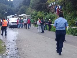 Confirma PC 11 fallecidos en volcadura en Angangueo