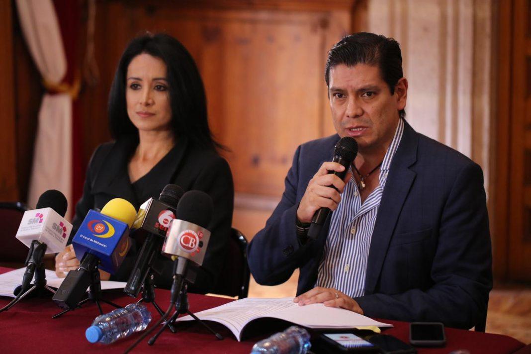 Presentan diputados del PVEM en Michoacán su agenda legislativa