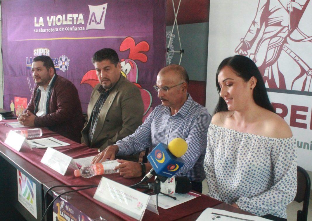"""IMDE, presenta """"1ª Carrera Atlética, La Violeta en Beneficio del Hospital Infantil"""""""
