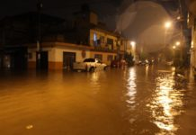 Reportan inundaciones en varias colonias de Morelia