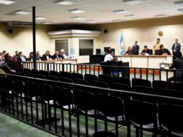 Condenan a la exvicepresidenta de Guatemala a prisión