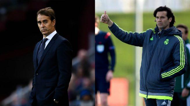Fuera Lopetegui y Solari es técnico interino del Real Madrid