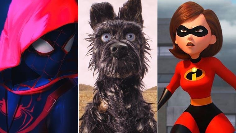 25 películas animadas compiten por el Oscar
