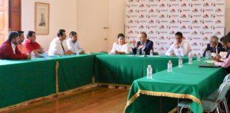 Reforzaremos coordinación con alcaldes: Pascual Sigala