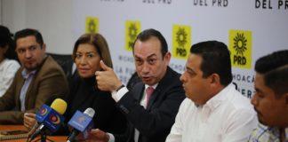 PRD presentará queja ante el INE por consulta ciudadana del NAIC