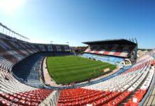 Atlético de Madrid pierde el Vicente Calderón