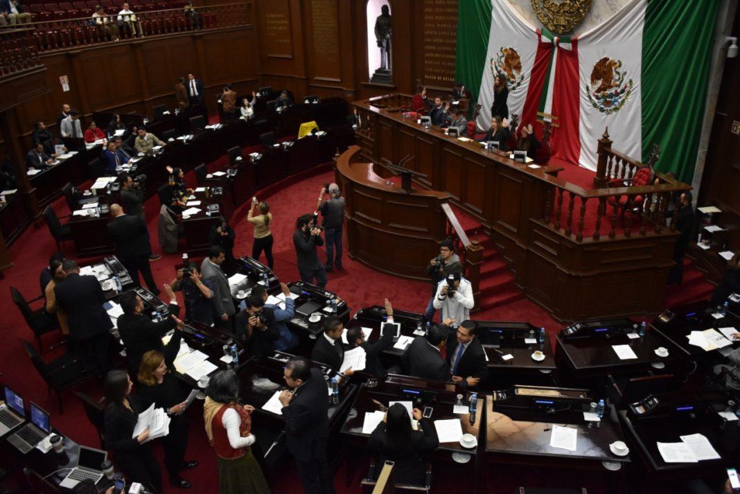 """Diputados de Michoacán aseguran que no está """"planchada"""" elección de auditor"""